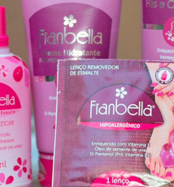 Franbella – Removedores e Cremes
