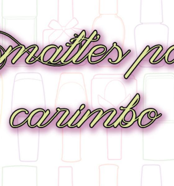 Dicas – Esmaltes para carimbo
