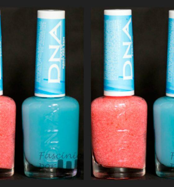 DNA Italy – Linha Therapy – Kit Scrub Nail