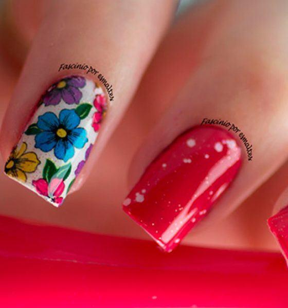 Carol Adesivos Impressos – Flores