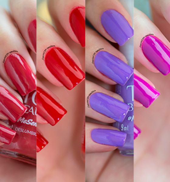 Top Beauty – Coleção #Me Sentindo