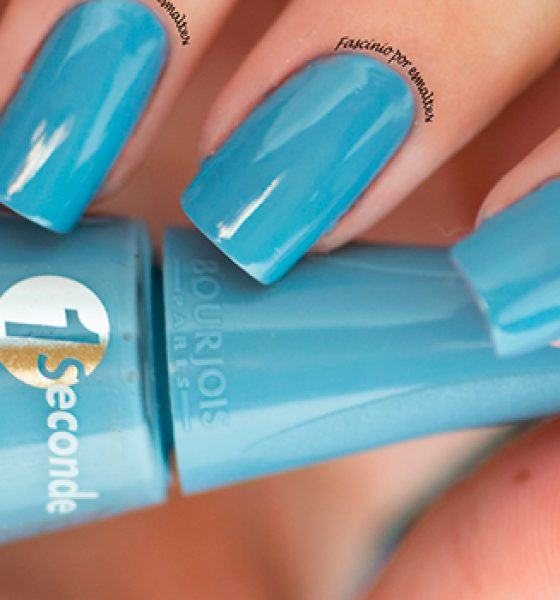 Bourjois – 1 Seconde – Blue Water