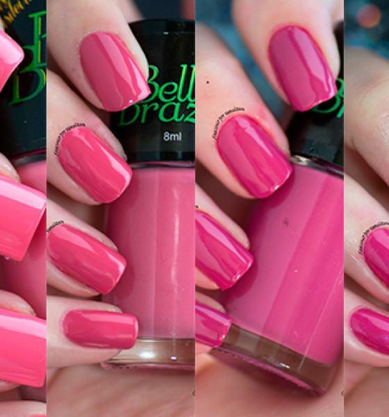Bella Brazil – Tons de rosa