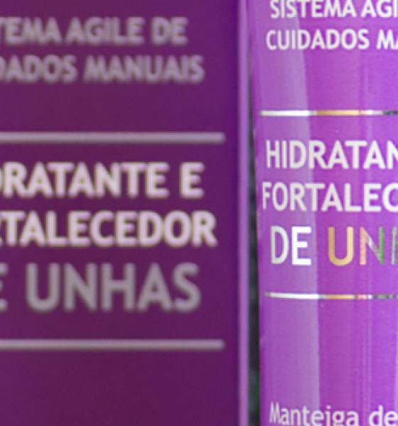 Agile – Hidratante e Fortalecedor de unhas