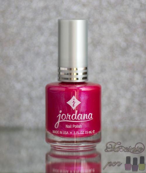 Jordana - Raspberry
