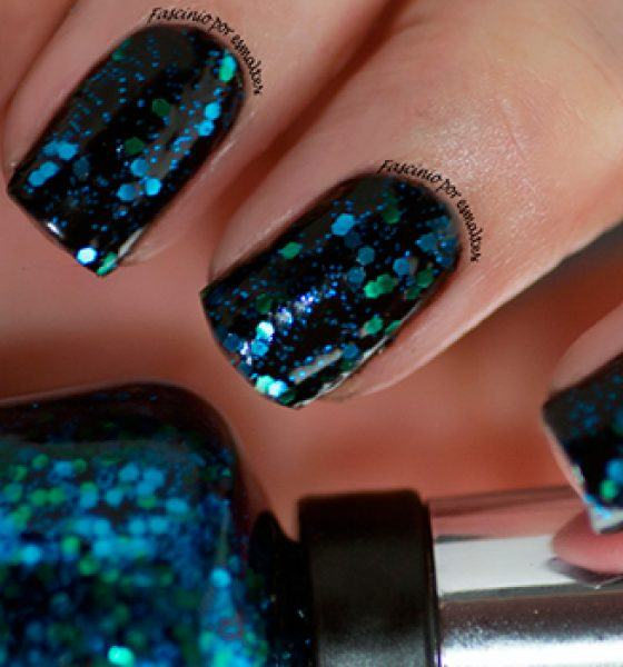 Sally Hansen – Complete Salon – Mermaid's Tale