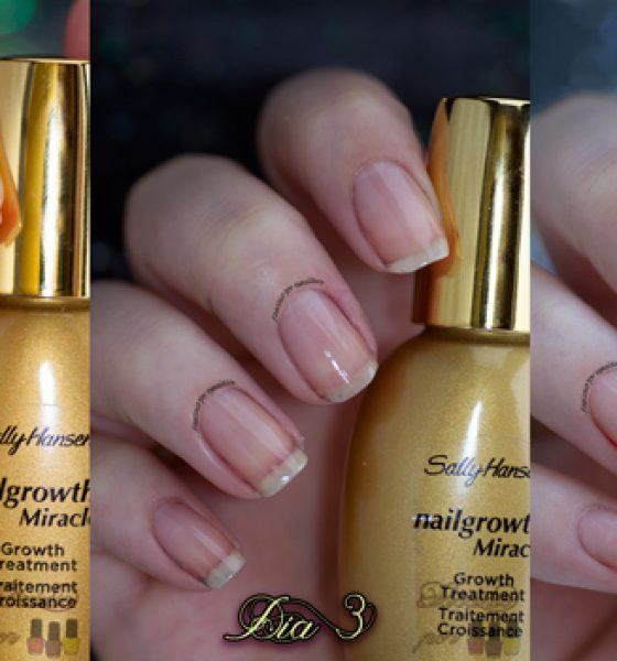 Sally Hansen – Nailgrowth Miracle