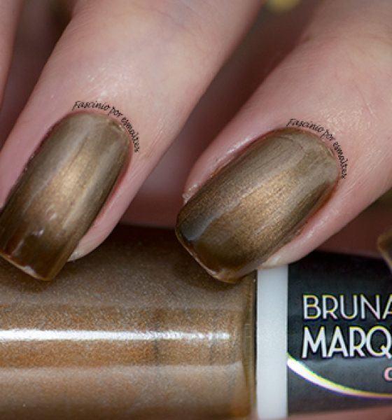 Ludurana – Bruna Marquzine – Gold Black