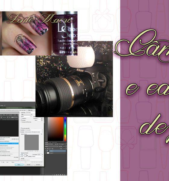 Dicas – Câmera e edição de fotos