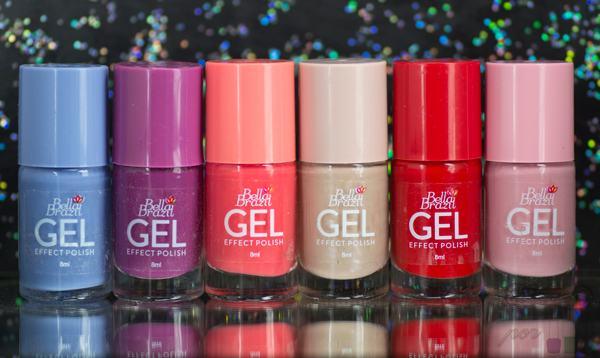 Bella Brazil - Coleção Gel Effect