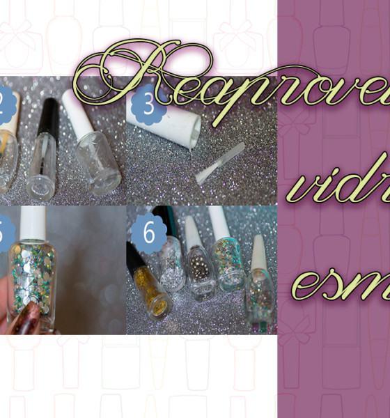 Dicas – Reaproveitando vidros de esmalte