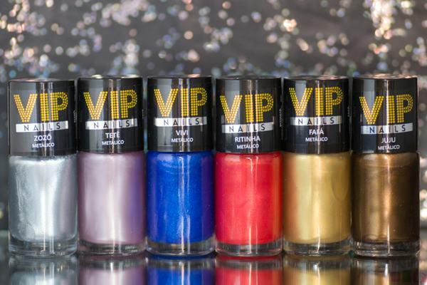 VIP Nails - Metalizados
