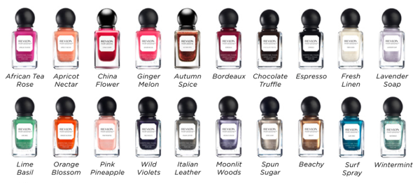 Revlon Parfumerie - Foto retirada do Google