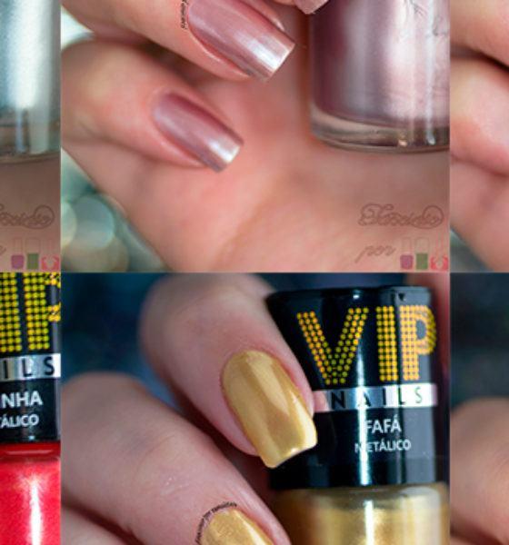 VIP Nails – Metalizados