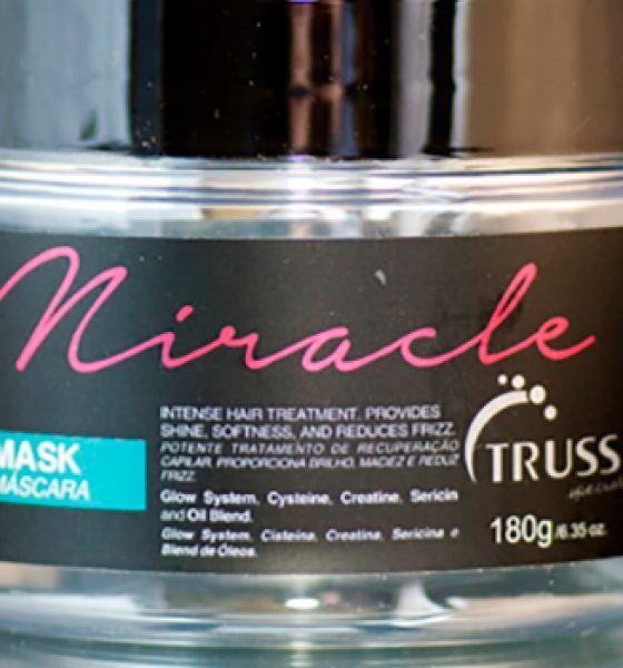 Truss – Miracle Mascara de tratamento