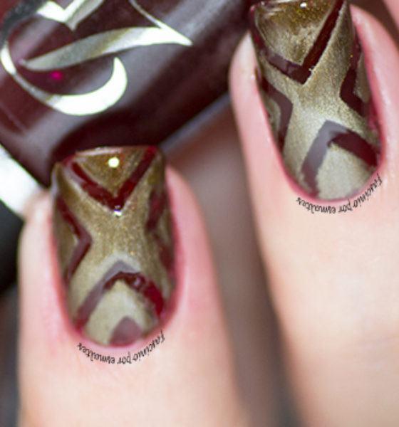 Cissi Peículas & Esmaltes – Nail Stencil