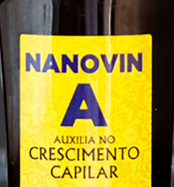 Krina de Cavalo – Nanovin A – Tratamento Capilar