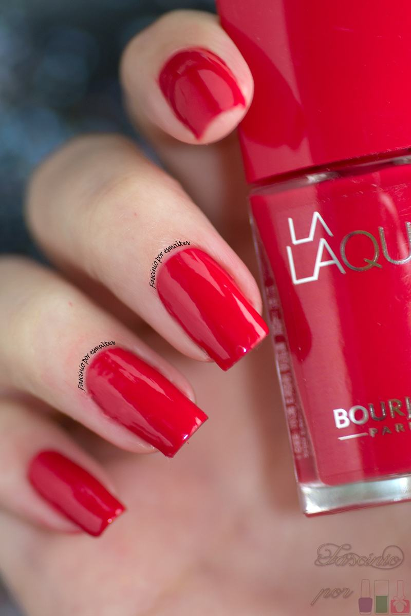 Bourjois - La Laque - Are You Reddy?