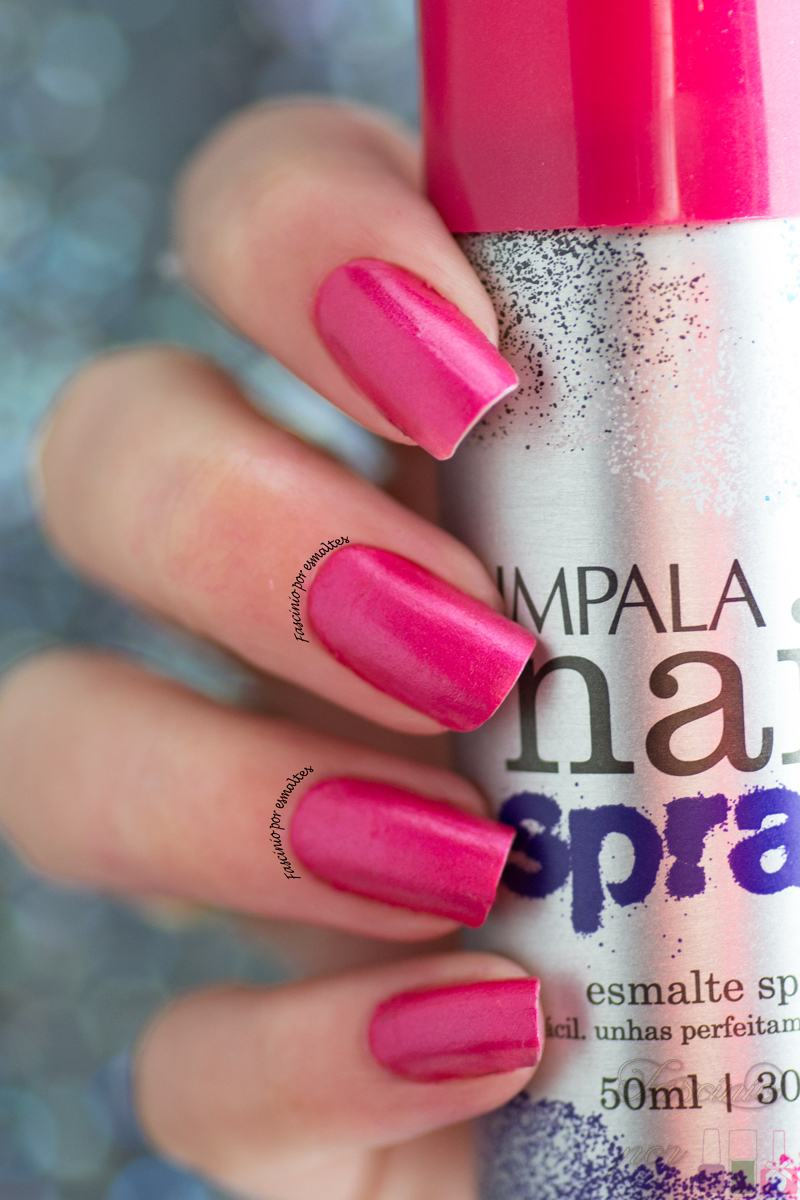 Impala Nail Spray - Rosa Pink