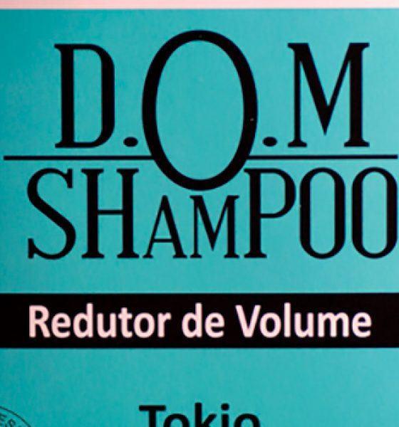 D.O.M Shampoo – Redutor de Volume