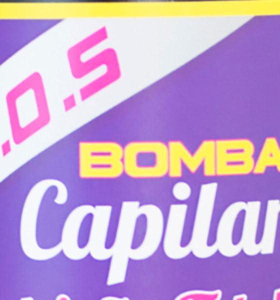 Lattans – Bomba Capilar – Mask
