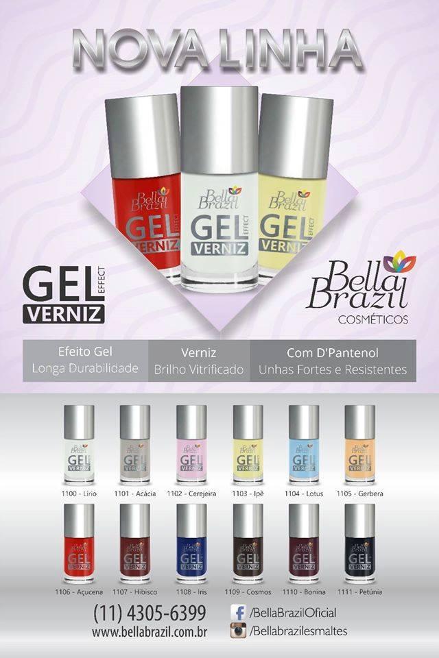 Bella Brazil - Gel Verniz