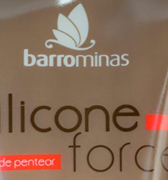 Barrominas – Linha Silicone Force