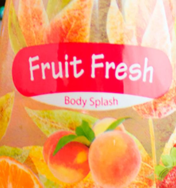 Petúnia – Body Splash – Fruit Fresh