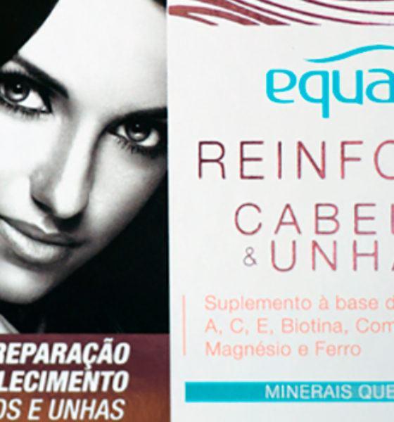 Equaliv – Reinforce Cabelos e Unhas