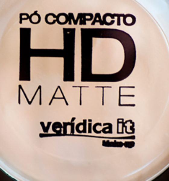 Verídica It – Pó Compacto HD Matte – Cor 01