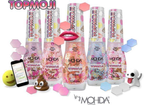 TopMoji - Mohda