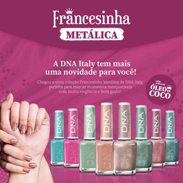 DNA Italy - Francesinha Metálica