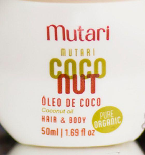 Mutari – Coco Nut – Óleo de Coco