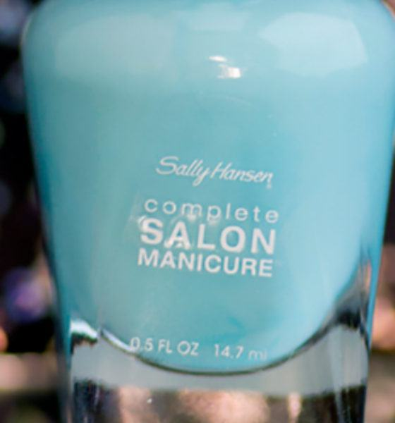 Sally Hansen – Complete Salon – Barracuda