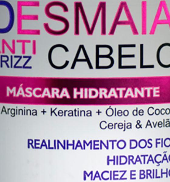 KeraBrasil – Desmaia Cabelo – Máscara Hidratante