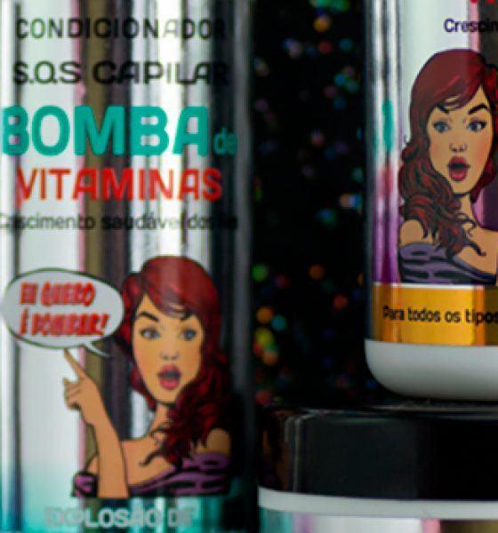 Hidran – SOS Capilar – Bomba de Vitaminas