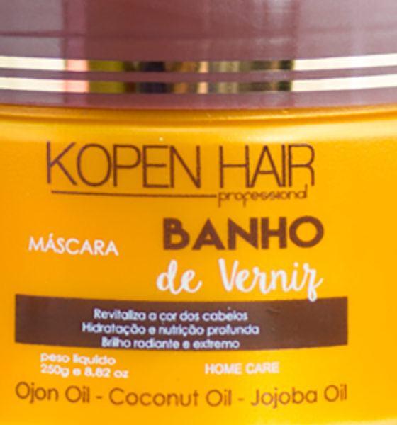 Kopen Hair – Máscara Banho de Verniz