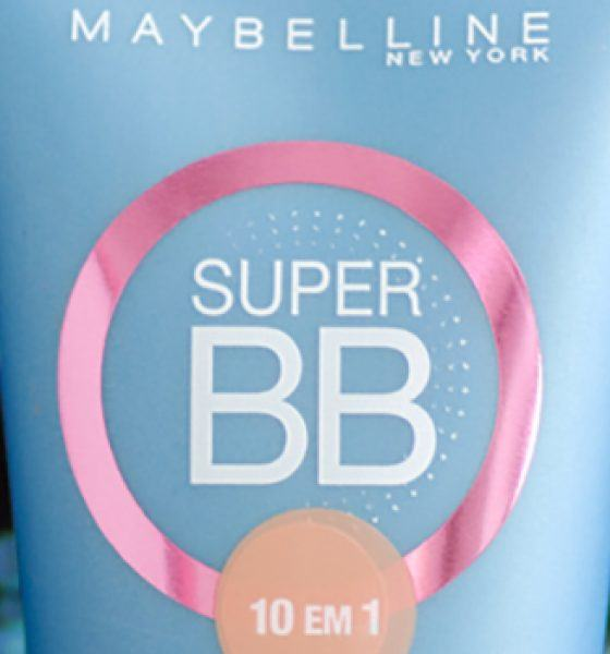 Maybelline – Super BB Cream – Cor Clara