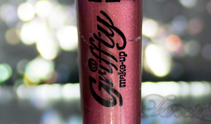 Griffty – Batom Matte Metalizado – Cor 37