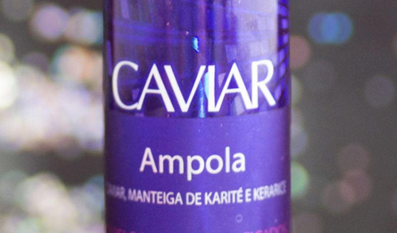 Hidrabell – Ampola Caviar