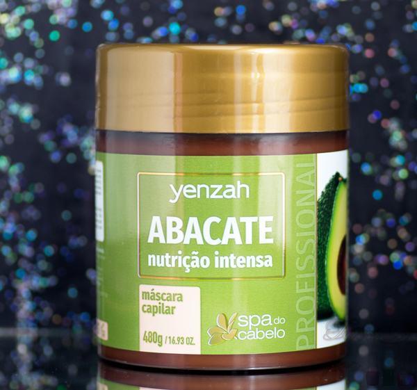 Máscara Abacate - Yenzah