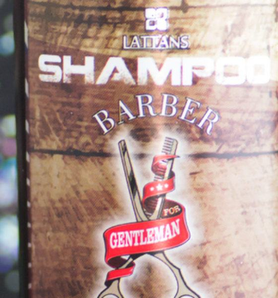 Lattans – Barber Gentleman Club – Shampoo 3 in 1