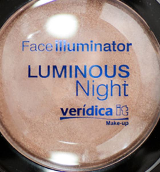 Verídica It – Luminous Night – Iluminador – cor 01