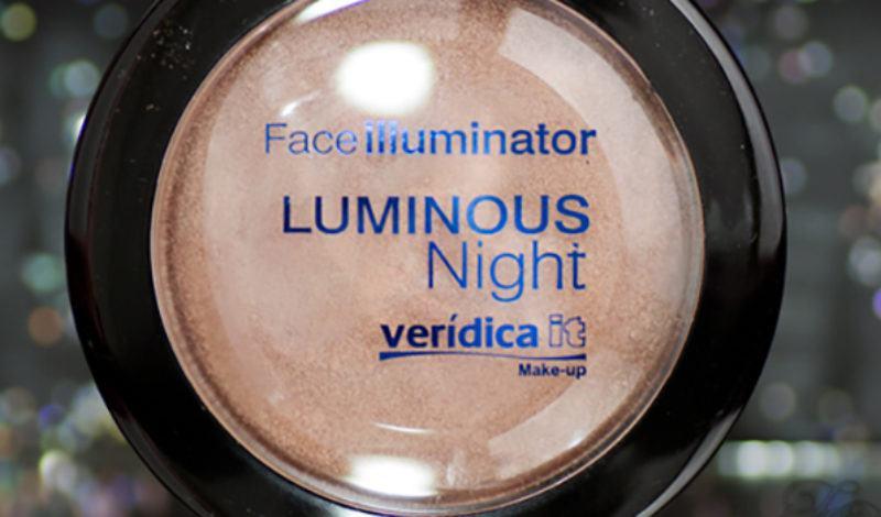 Verídica It – Luminous Night – Iluminador – cor 01