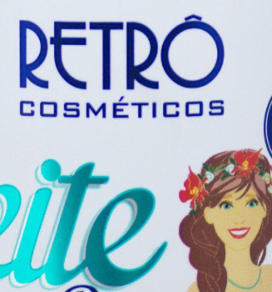 Retrô Cosméticos – Shampoo Leite Doce
