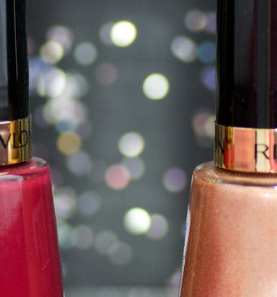 Revlon – Raven Red e Copper Penny