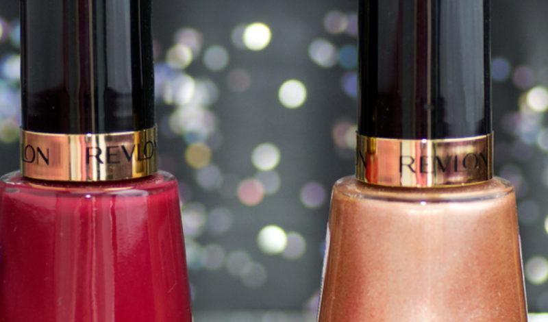 Revlon – Raven Red e Copper Penny
