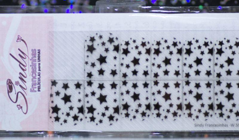 Sindy Francesinhas – Estrelas em Preto