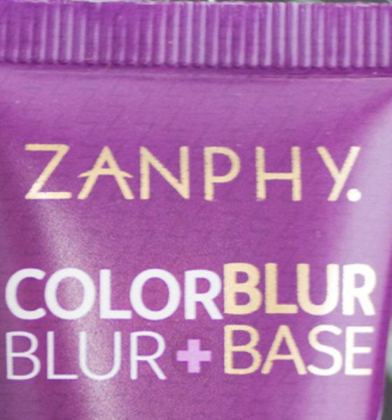 Zanphy – Color Blur – Bege Claro