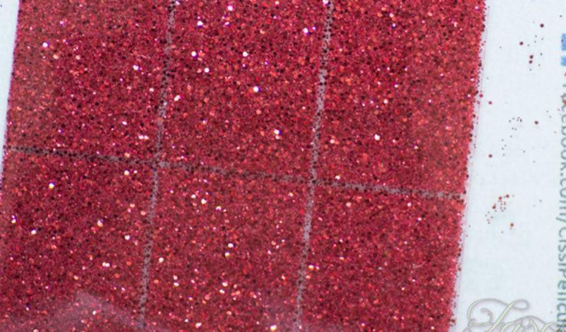 Cissi Películas & Esmaltes – Glitter